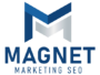 Magnet Marketing SEO Logo