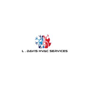 L davis HVAC Logo